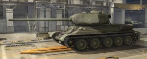 T34-85 en el juego