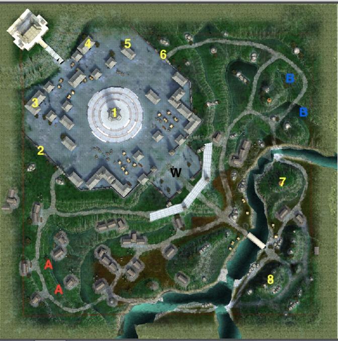 Estrategia: Templo Perdido para carros medios