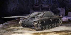 Stug III en WOT Blitz