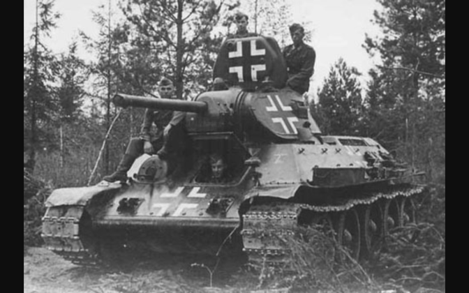 Tank T-34/76 and T-34/85 (Part 2)