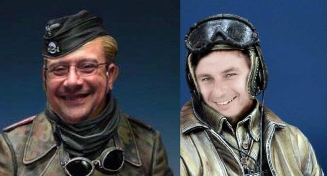 Two new deputy commanders for TESR1 and ELCID