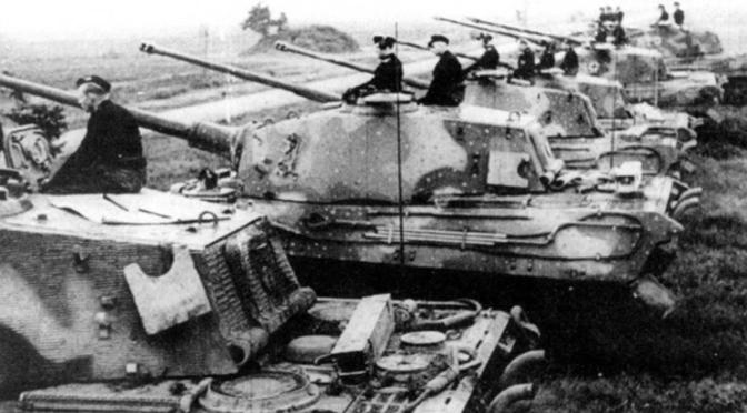 Tiger II: el Tigre Rey