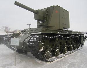 Carros pesados soviéticos (parte I)