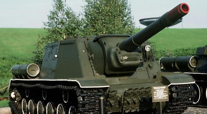Carros pesados rusos (II)